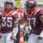 2021 NFL draft film room: Virginia Tech OT...