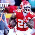 RB Damien Williams signs one-year contract with...