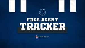 Find out the latest moves the Indianapolis Colts...