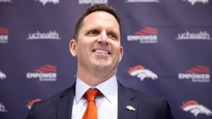 Reviewing the Broncos' roster moves as the 2021...