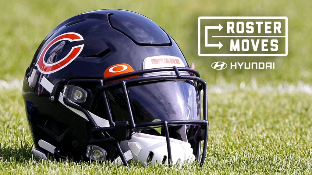 Roster Moves | Chicago Bears re-sign five...
