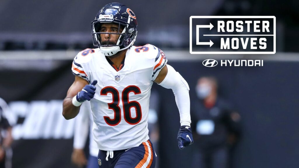 Roster Move: Bears re-sign Houston-Carson