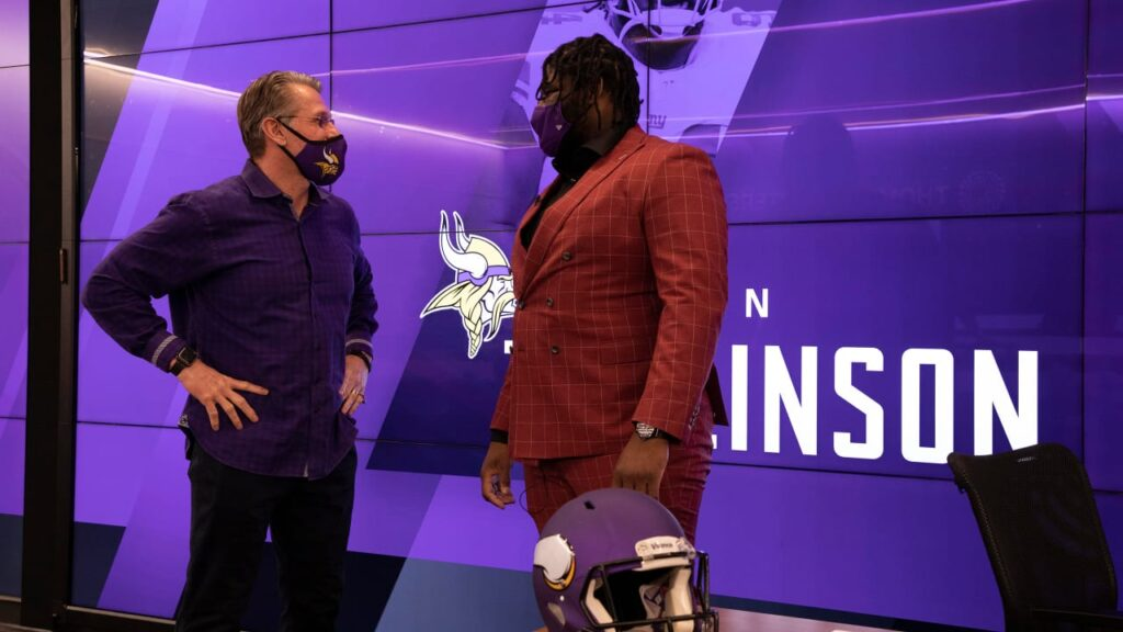 Vikings Gain 2nd Dalvin, 1st-Rate Player & Person...