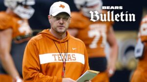 Chicago Bears add former University of Texas head...