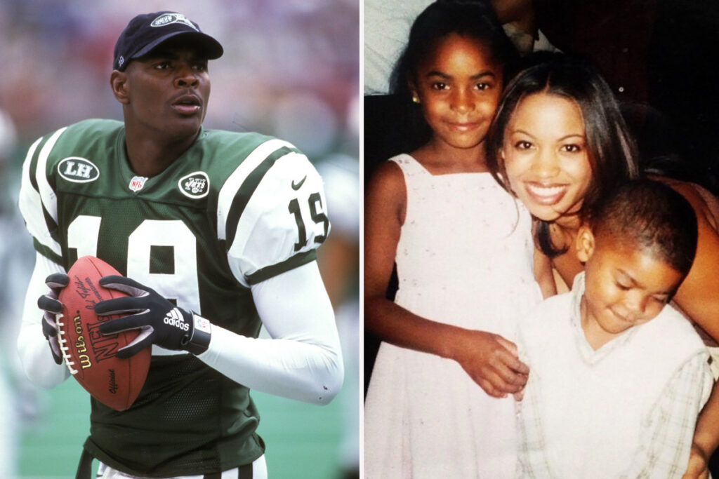 Keyshawn Johnson's son mourns death of sister Maia