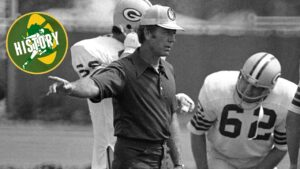 Bart Starr resisted giving up his authority over...