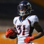 Broncos place franchise tag on safety Justin...