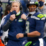 Pete Carroll shares Russell Wilson's frustrations...