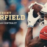 49ers Sign WR Trent Sherfield