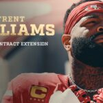 49ers Re-sign T Trent Williams