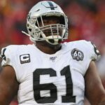 Source -- Las Vegas Raiders to release former Pro...