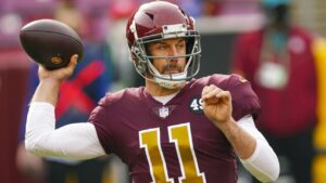 With Alex Smith out, what is Washington's next...