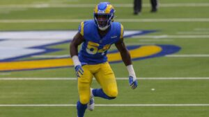 Los Angeles Rams' NFL free-agent signings 2021 -...