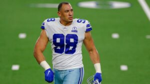 After nine years with Dallas Cowboys, Tyrone...
