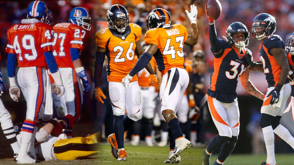 Looking back on the Broncos' illustrious history...