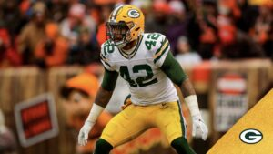 Former Packers safety Morgan Burnett announces...