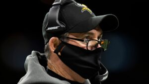 Mike Zimmer 'Rejuvenated' by Reinforced Vikings...