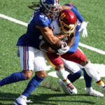 New York Giants waive defensive back Ryan Lewis