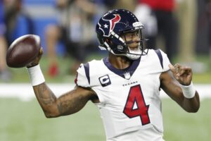 Michael Holley expects NFL to put Deshaun Watson...