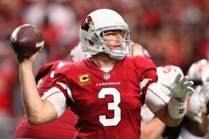 Carson Palmer has a surprising NFL Draft take on...
