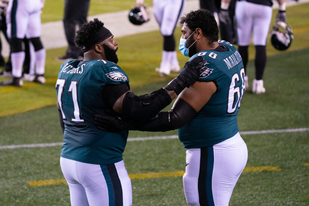 2020 Offensive Line Continuity Scores