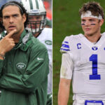 Mark Sanchez has one fear with Zach Wilson on the...