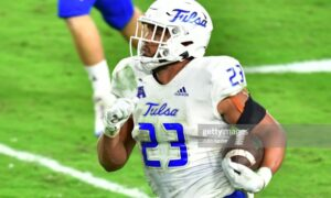 Steelers Send Scout, Assistant Coach To Tulsa's...
