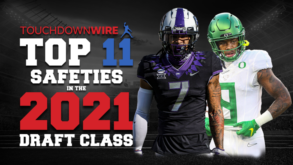 2021 NFL draft; The top 11 safeties in the 2021...