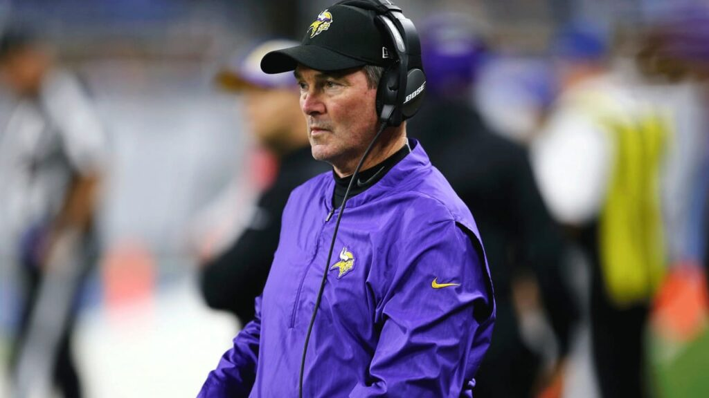 Mike Zimmer Says Vikings Still Have Time to...