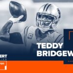 Broncos agree to trade for QB Teddy Bridgewater