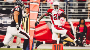 Without Patrick Peterson, A Number One Priority Is...