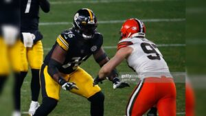 Steelers T Chukwuma Okorafor Led Team In...