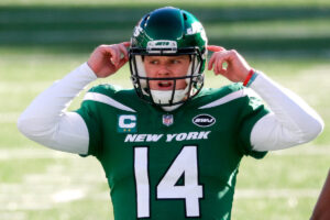 Jets, Sam Darnold failed one another miserably