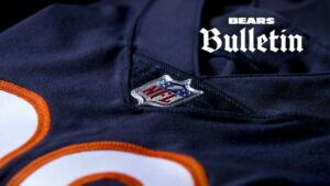 Chicago Bears reveal jersey numbers for new...