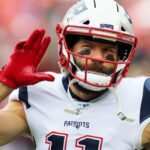 Julian Edelman's evolution: From training camp...