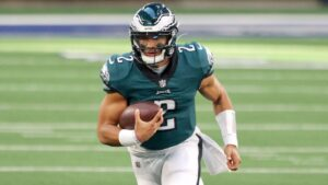 Philadelphia Eagles want 'competition,' not ready...