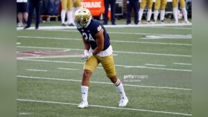 Contextualization Of TE Tommy Tremble's 2020 Pass...