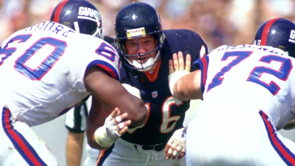 Former Bears, media react to Steve McMichael ALS...