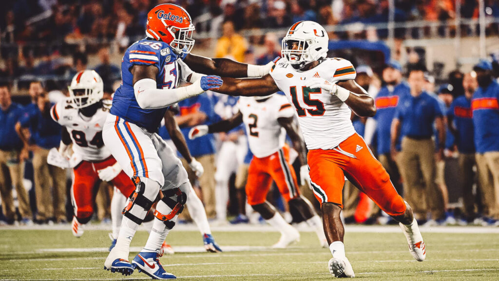 Pass-Rusher Prospects Could Get First-Round Look...