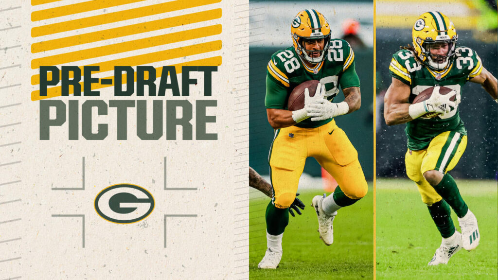 Packers' backfield will have a brand-new look in...
