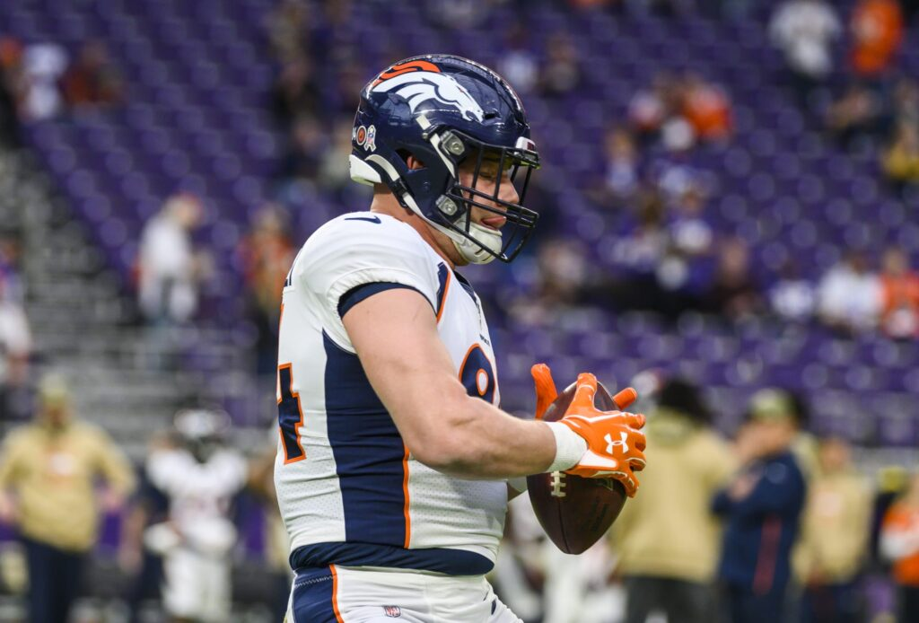 What to expect from new TE signing following Dan...