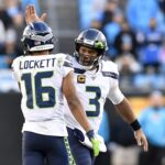 Tyler Lockett thinks Russell Wilson drama was...