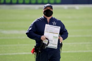 The Dallas Cowboys 2021 coaching staff is taking...