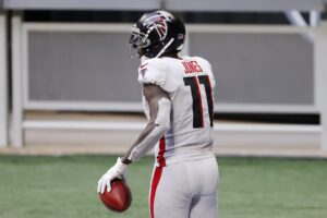 Top two teams for Julio Jones trade revealed