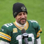 Aaron Rodgers breaks silence on Packers drama at...