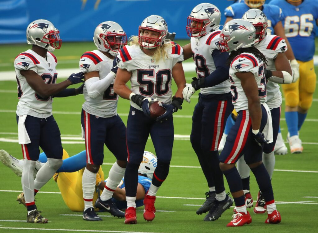 Patriots defense has opportunity to be best in the...