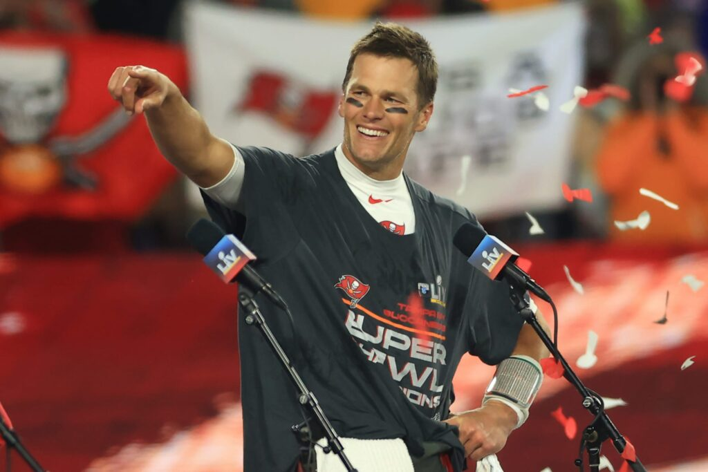 Patriots-Buccaneers could be hottest ticket in NFL...