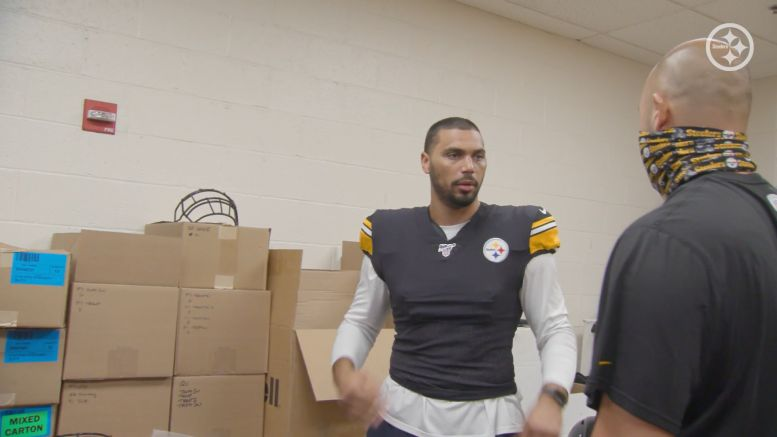 Chris Wormley Admits He Battled Anxiety,...