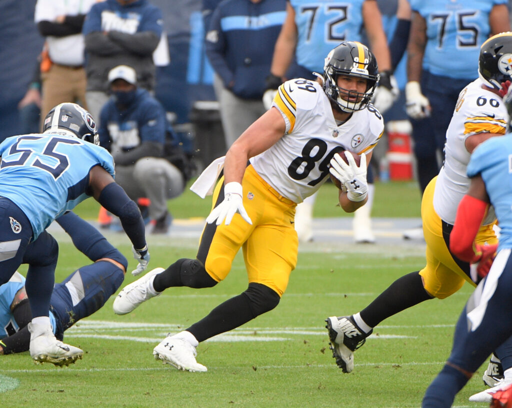 Steelers Like 'Em Big, and Other Data on...