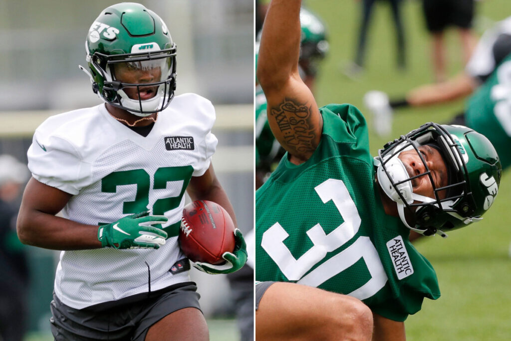 The Jets' challenge in drafting two Michael...